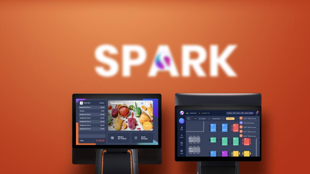 SPARK EPOS - Dual Screen Terminal