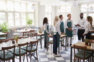 SPARK EPOS - Waitstaff, employees as a team